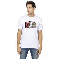 Camiseta Ecko Masculina Chocolate Kids