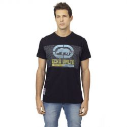 Camiseta Ecko Masculina Logo Estampada