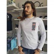 Camiseta Masculino Cavalera Clothing Mescla
