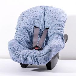 Capa Bebê Conforto Hug Nevoa
