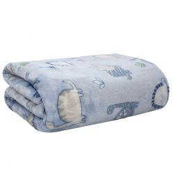 Cobertor Camesa Baby Flannel Dino