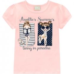 Conjunto Milon Feminino Infantil Summer