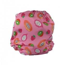 Fralda Eco Nova Era Baby Frutas