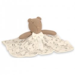 Naninha Hug Baby Bear Amor de Mae