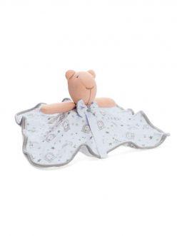 Naninha Hug Baby Meu Primeiro Abraço Bear E12608