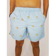 Shorts Masculino Estampado Camelo YachtMaster