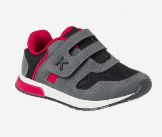 Tênis Infantil Klin Baby Walk Velcros