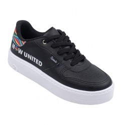 Tenis Pampili Now United Play Now Preto
