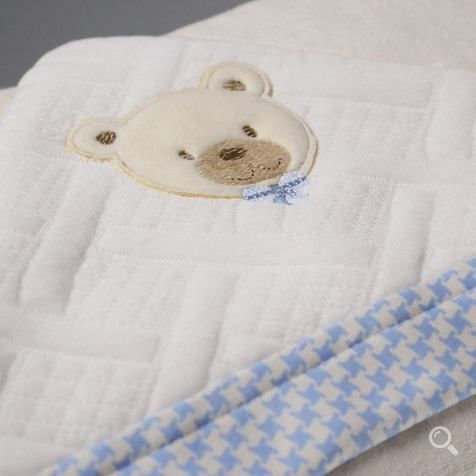 Toalha Bebe Banho Baby Bear