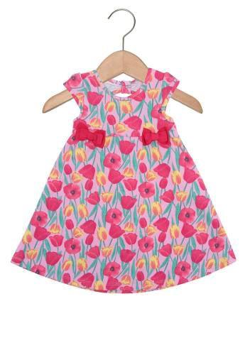 Vestido Kyly Infantil Menina Rosa