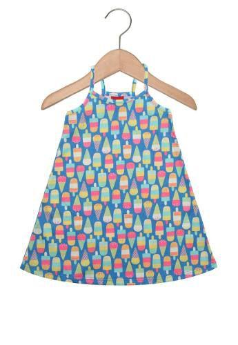Vestido Kyly Infantil Menina