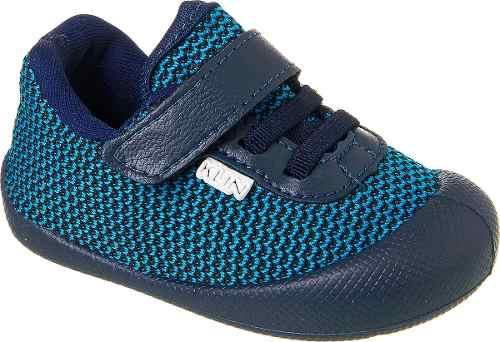 8fcaf95cd0 Tênis Infantil New Confort Klin Azul