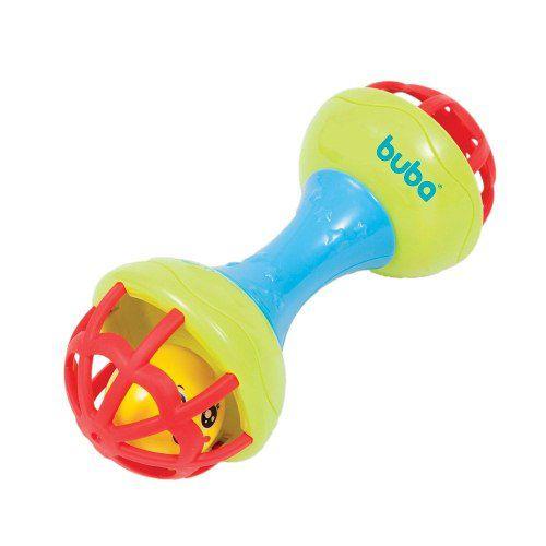 Baby Shake Atividades 6719 Buba Chocalho Brinquedo