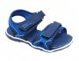 Papete Infantil Klin Masculina Sport Marinho Com Azul