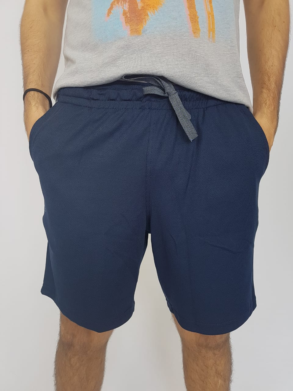 Bermuda Ogochi Masculina Moletom Confort   - Pick Tita