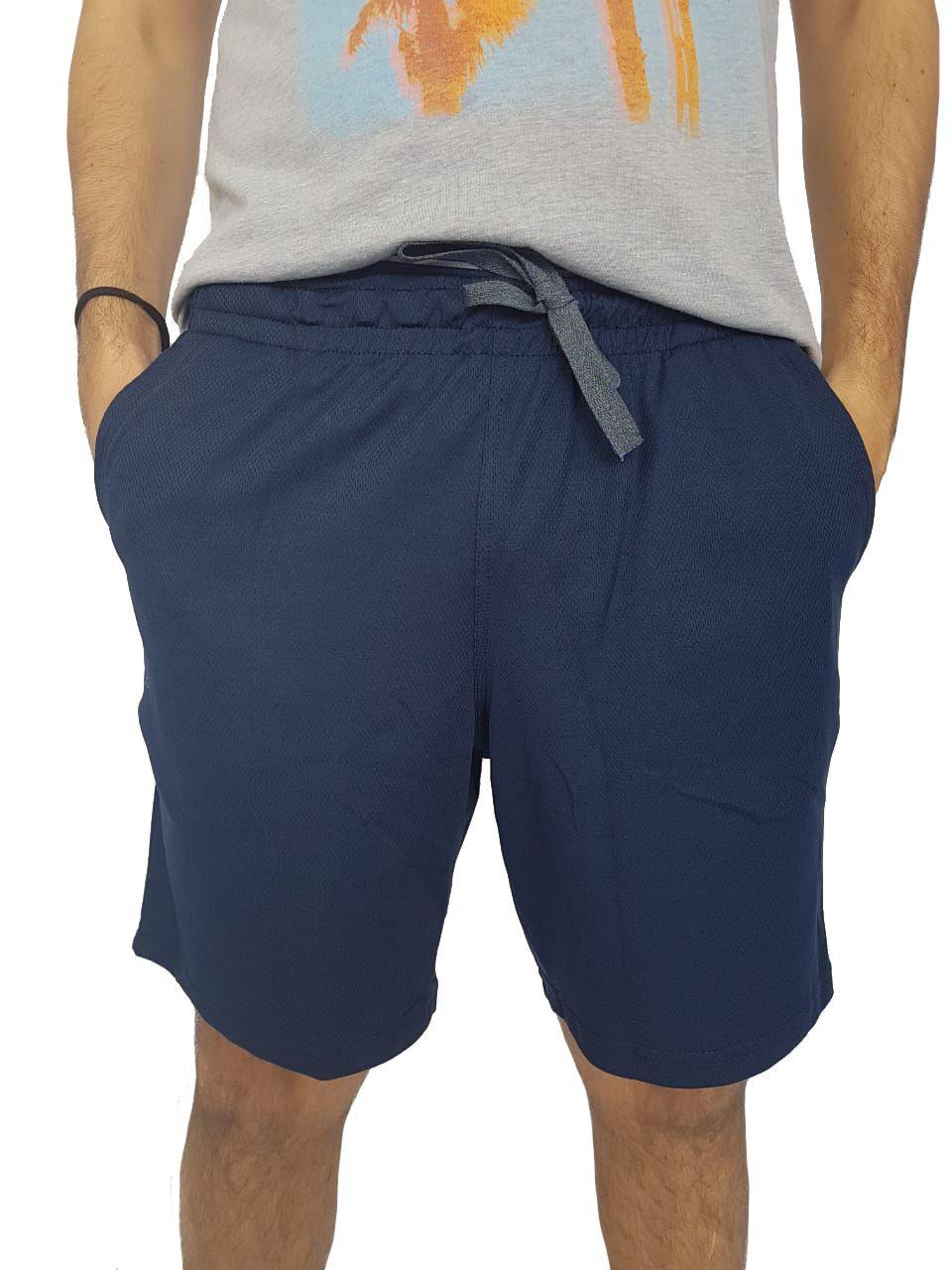 Bermuda Ogochi Masculina Moletom Confort