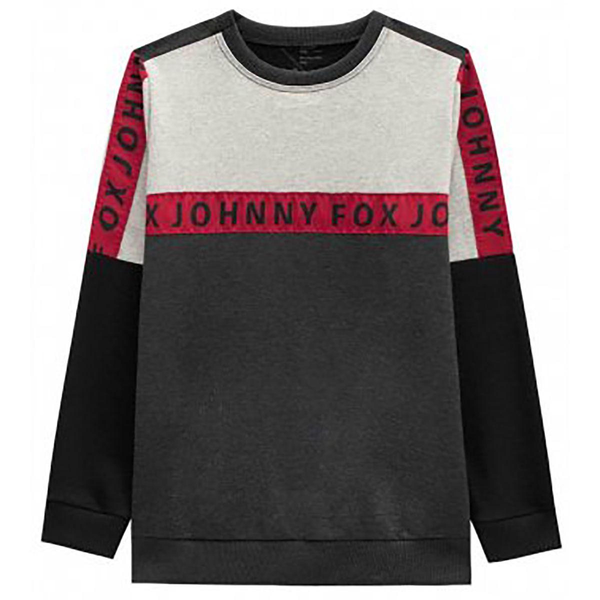 Blusão Johnny Fox Masculino Cinza