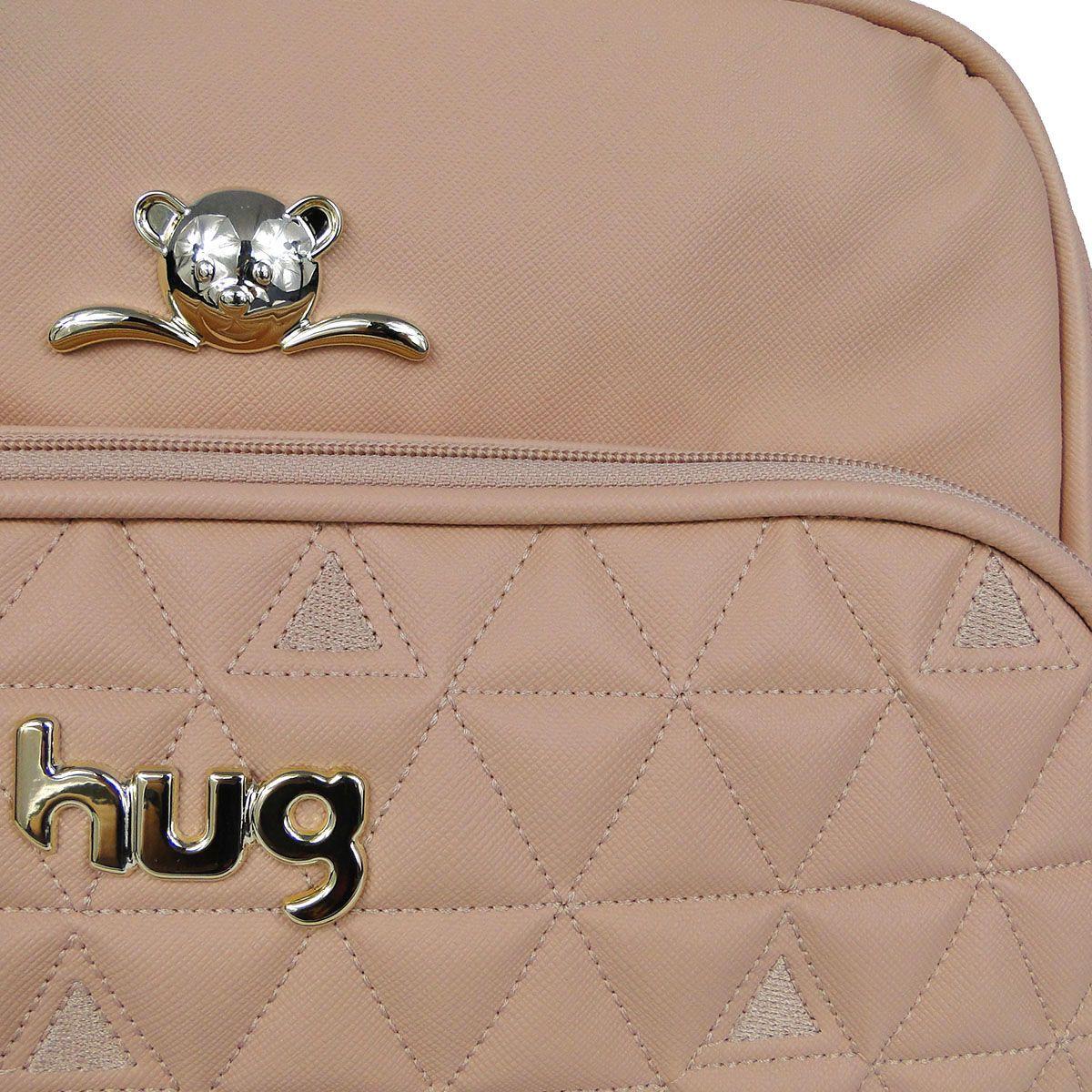 Bolsa Maternidade Hug Docinho M Bege
