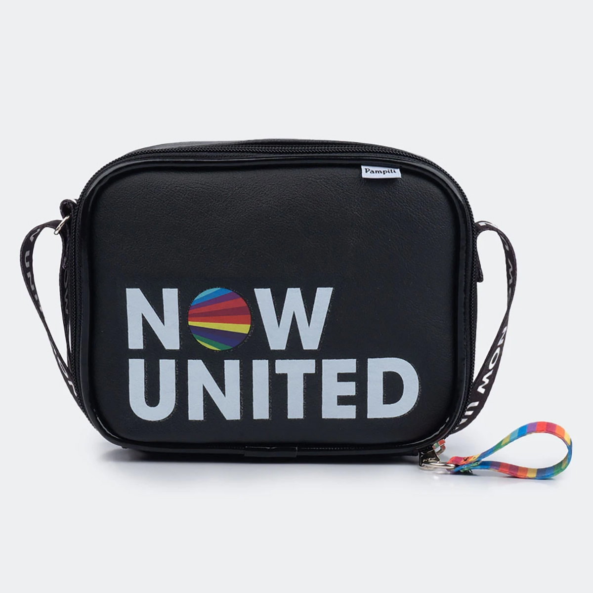 Bolsa Pampili Now United Mini Bag Preta