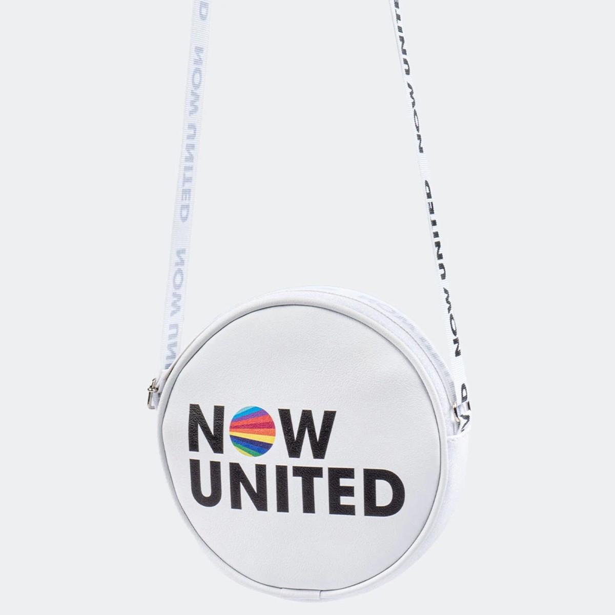 Bolsa Pampili Tiracolo Now United Branca