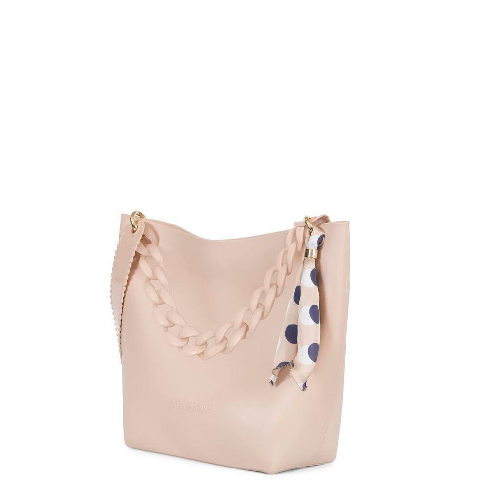 Bolsa Petite Jolie PJ3653 City Bag Nude