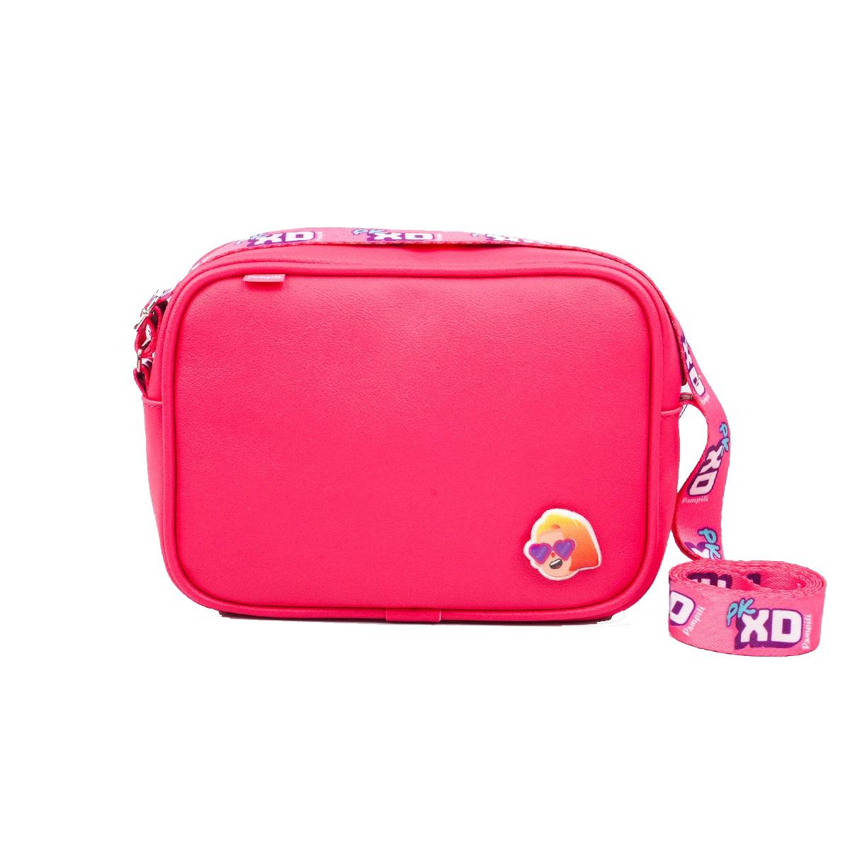Bolsa Pampili PK XD Poppy Pink
