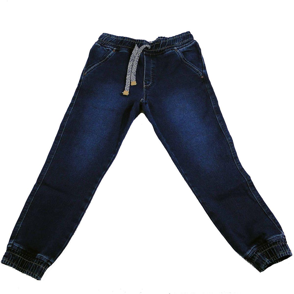 Calça Banana Danger Masculina Jeans Jogger