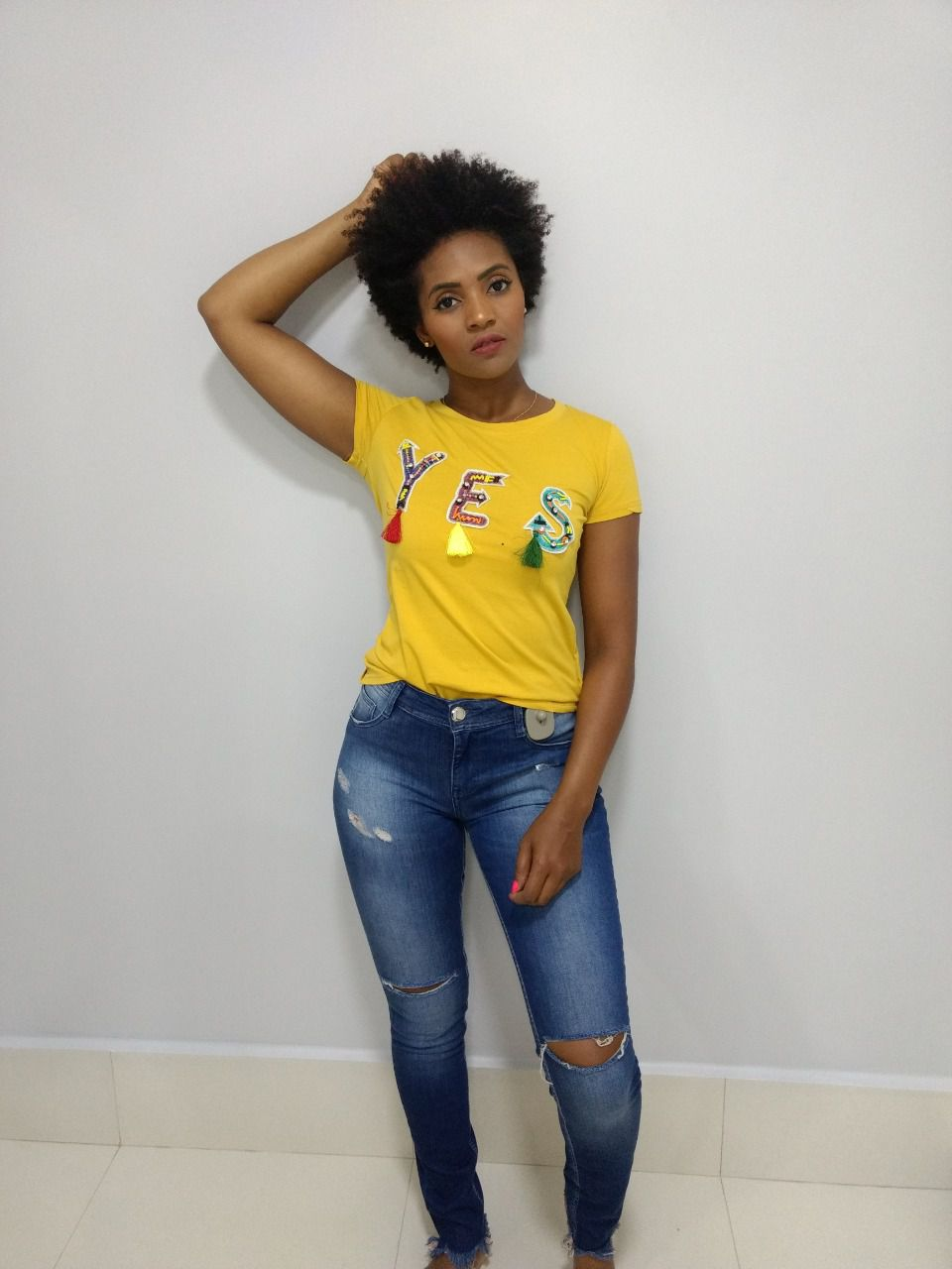 Calça Jeans Feminina Riccieri  - Pick Tita