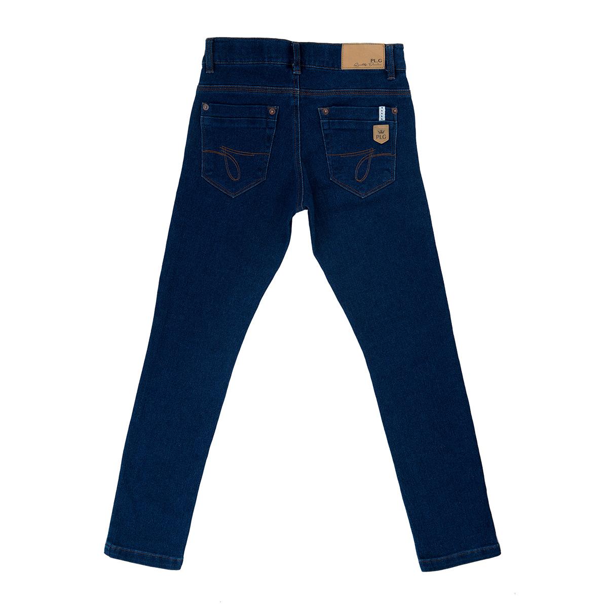 Calça Pull-Ga Masculina Jeans Nord