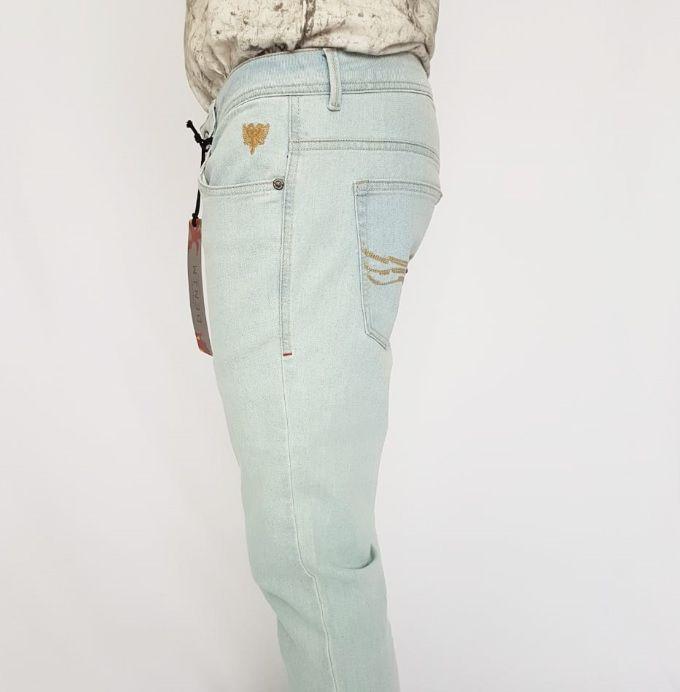 Calça Masculina Cavalera Jeans Claro Skinny  - Pick Tita