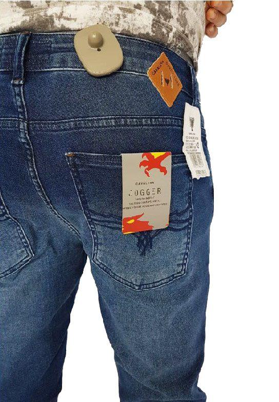 Calça Masculina Cavalera Jeans Jogger