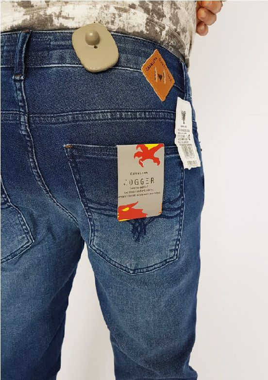 Calça Masculina Cavalera Jeans Skinny  - Pick Tita