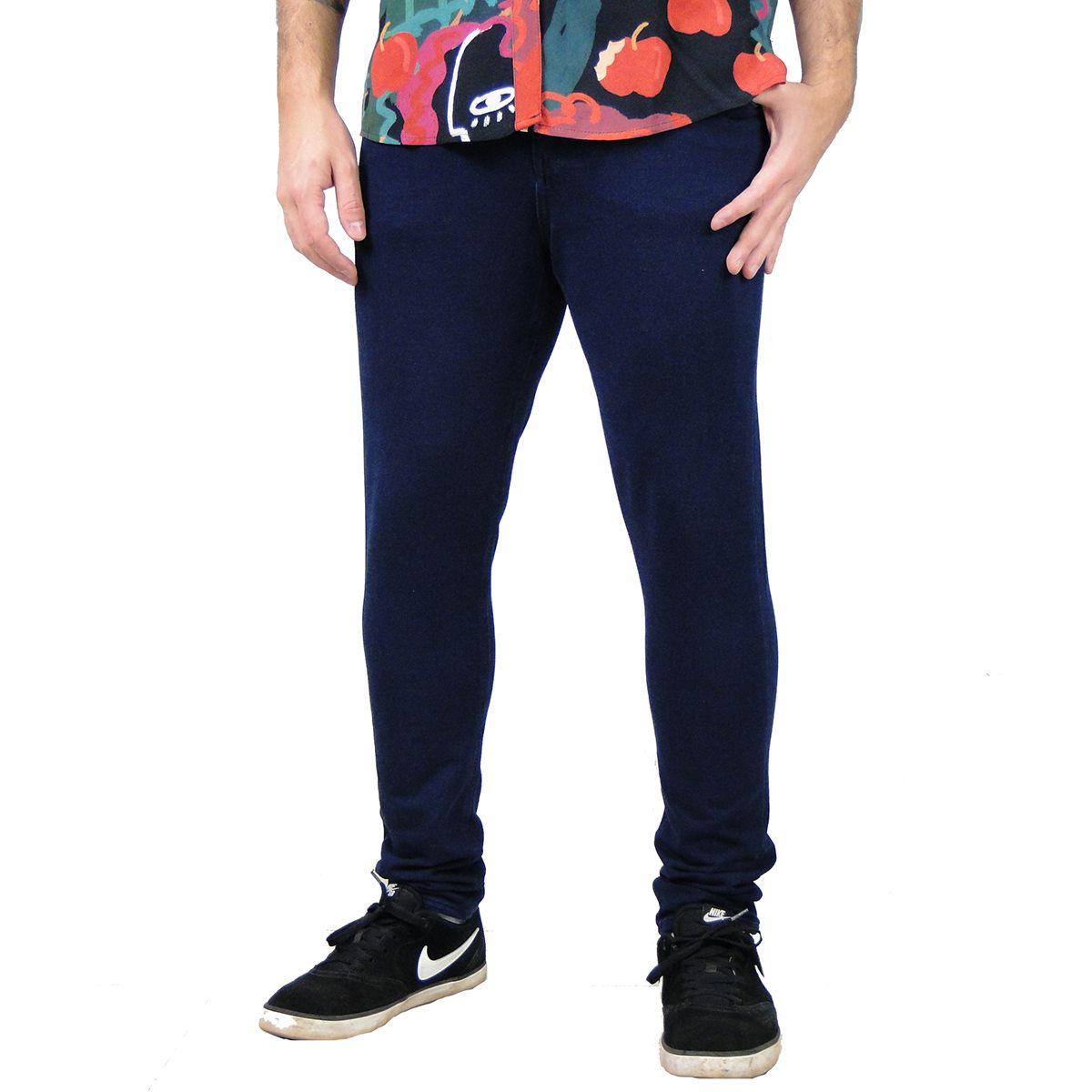 Calça Yonders Masculina Jeans Azul