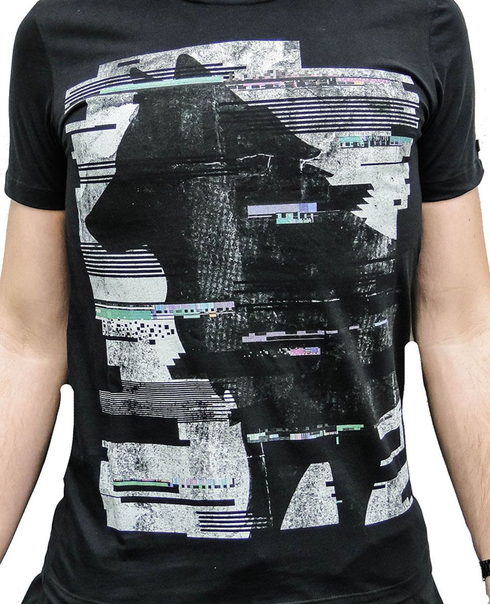 Camiseta Acostamento Masculina Sombras