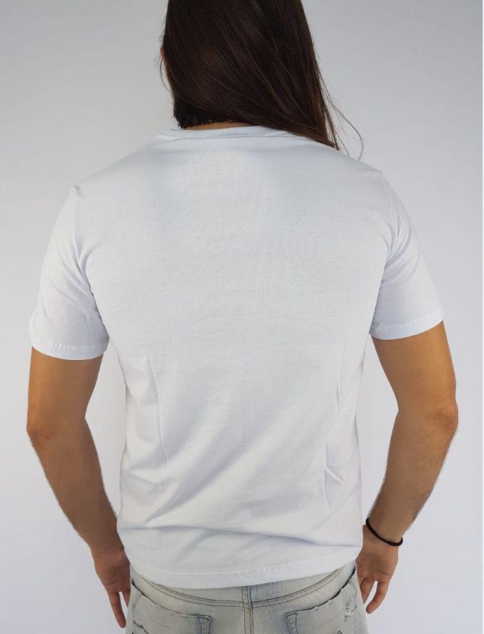 Camiseta Cavalera Masculina Manga Curta Blanka   - Pick Tita