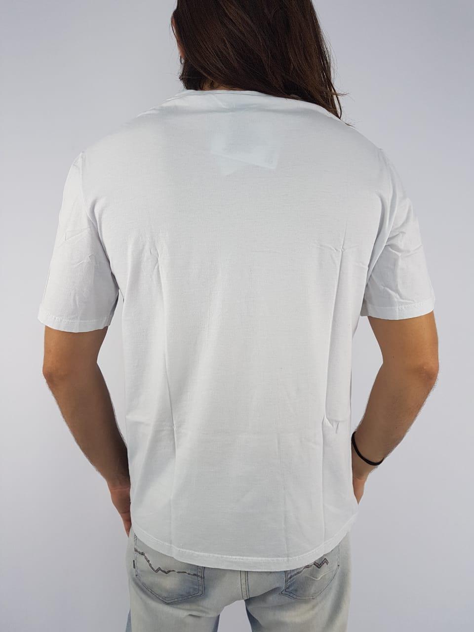 Camiseta Cavalera Masculina Bob Marley Manga Curta  - Pick Tita