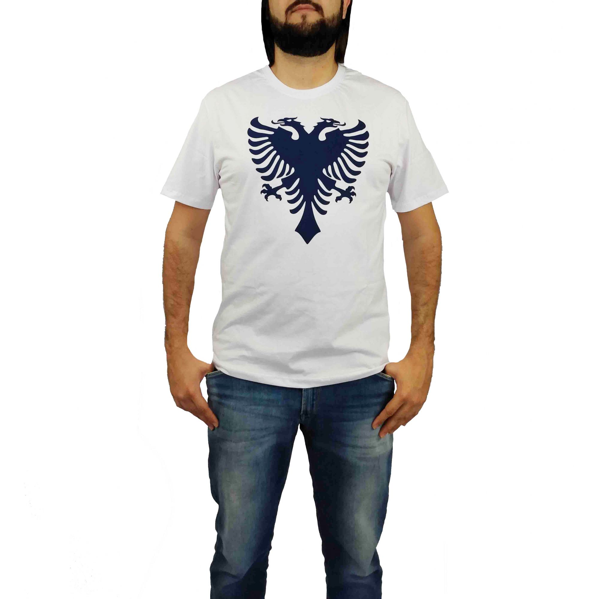 Camiseta Cavalera Masculina Águia Branca