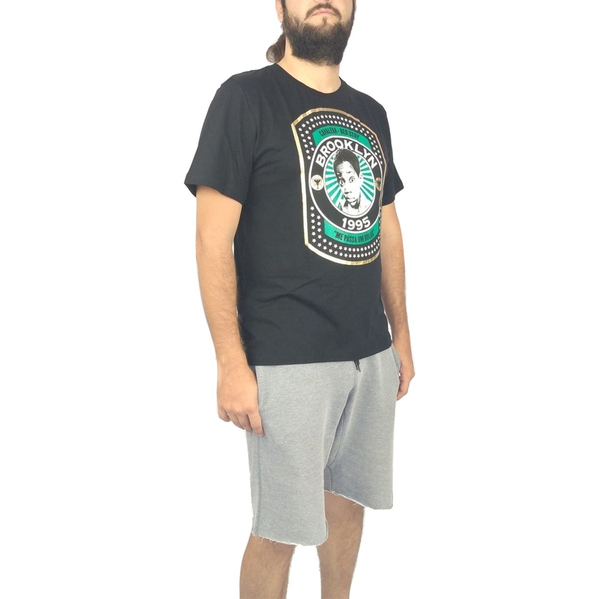 Camiseta  Cavalera Masculina Todo Mundo Odeia O Chris