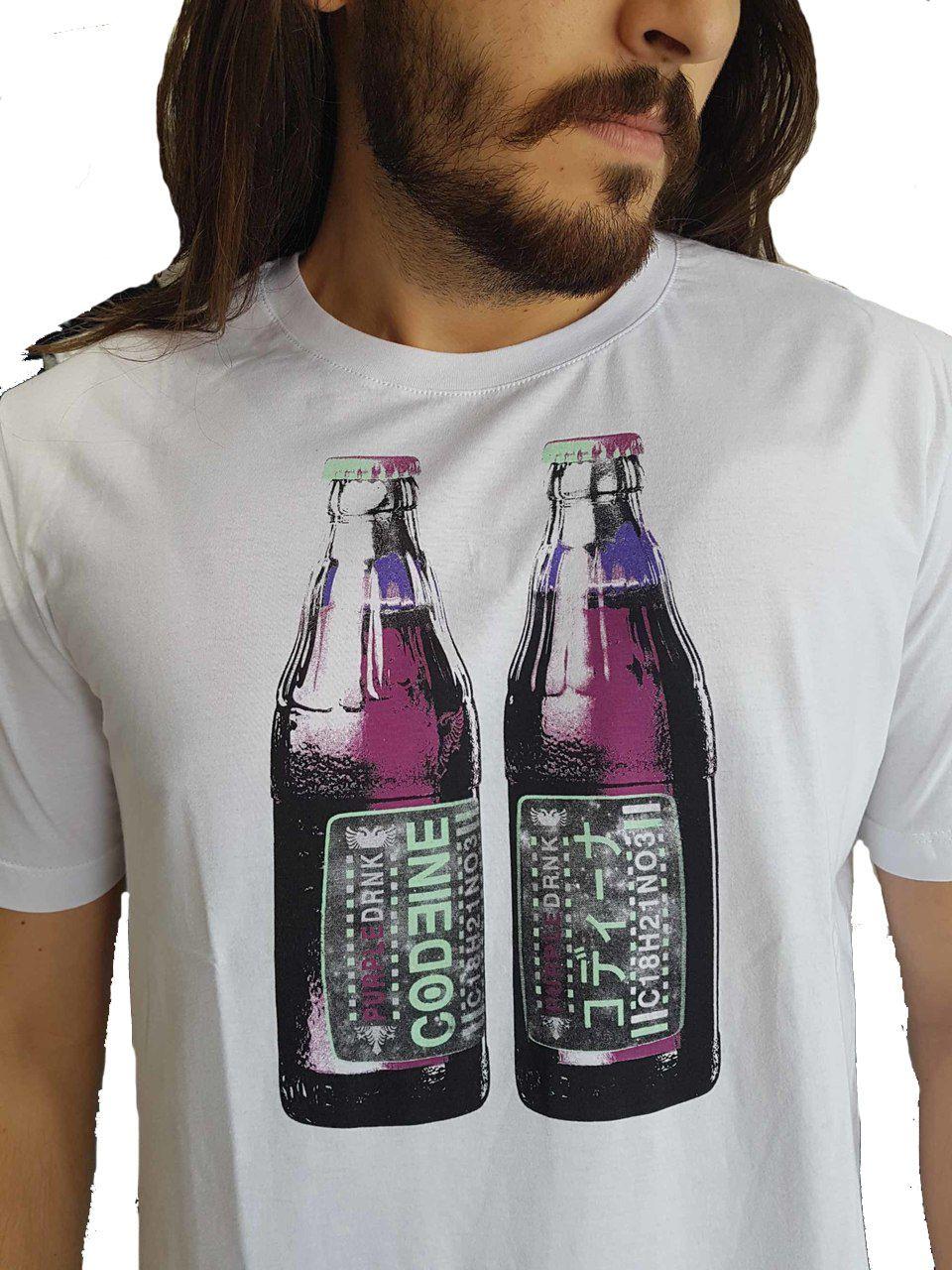 Camiseta Cavalera Masculina Garrafa