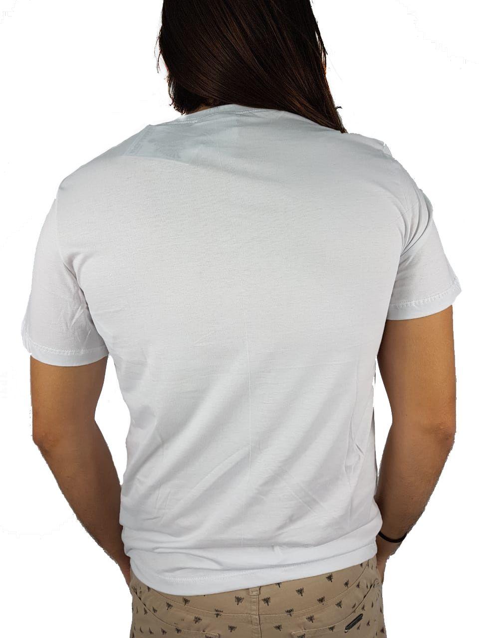 Camiseta Cavalera Masculina Manga Curta He Man