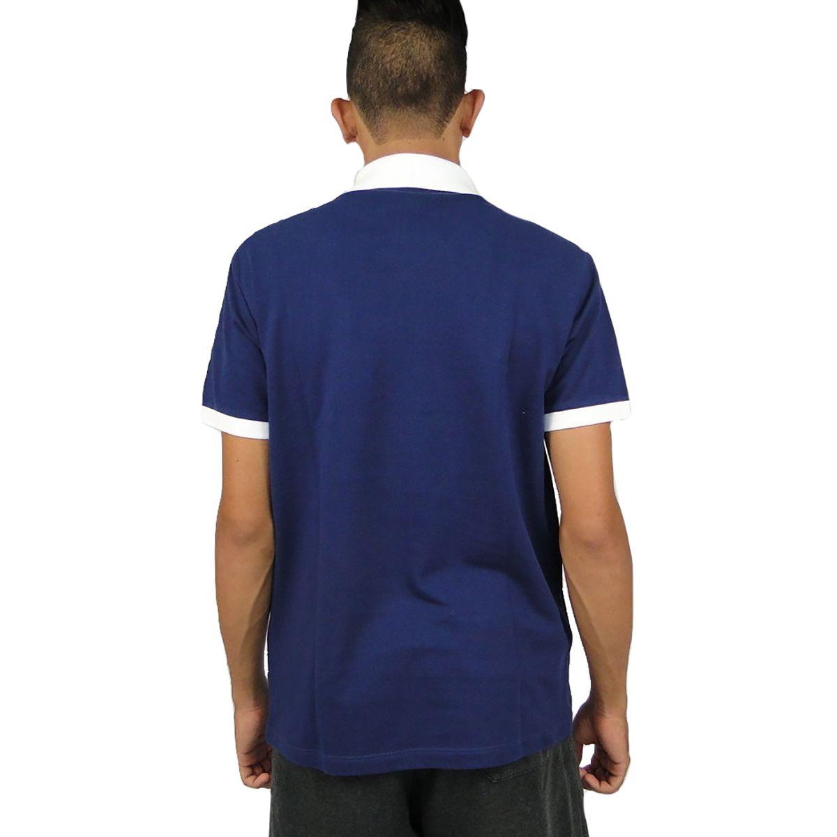 Camiseta Cavalera Masculina Manga Curta Polo