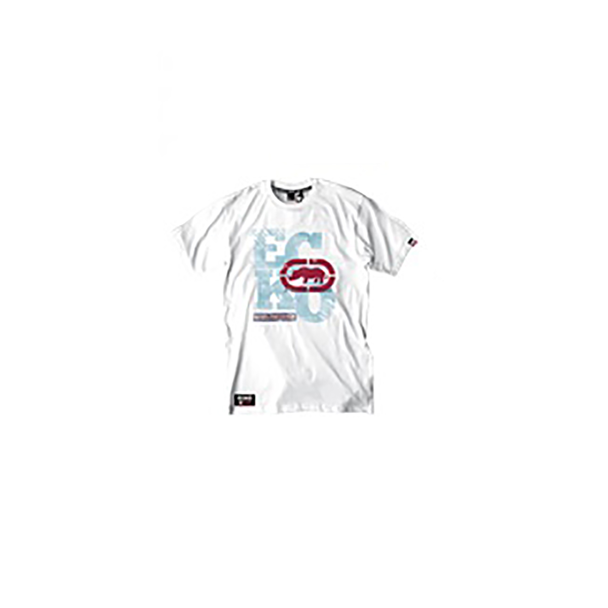 Camiseta Ecko Masculina Branca