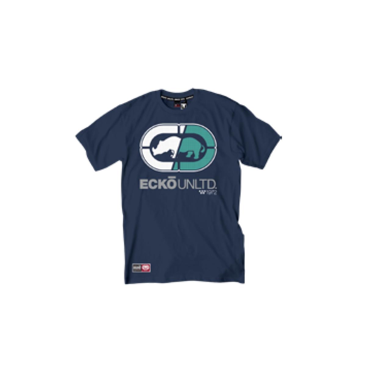 Camiseta Ecko Masculina Logo Rino Brand