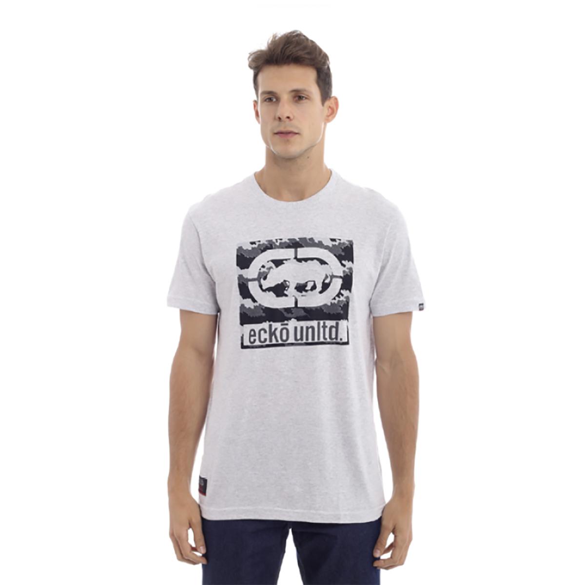 Camiseta Ecko Masculina Rhino Prime