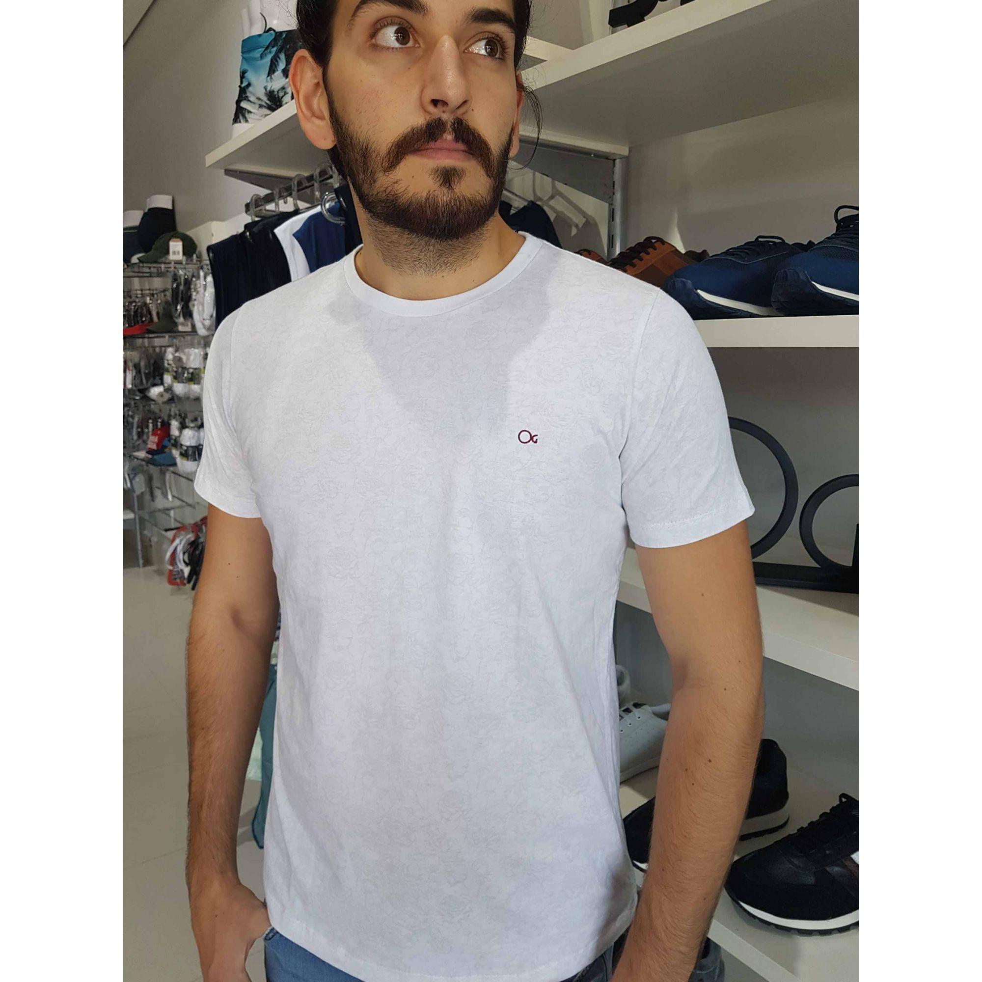 Camiseta Yatch Master Conforto Branca YatchMaster Loja Pick Tita ... 031109fbe5b