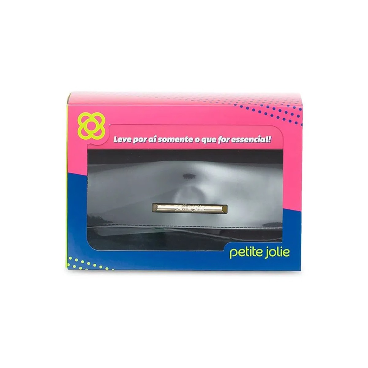 Carteira Petite Jolie PJ20026 Long Wallet