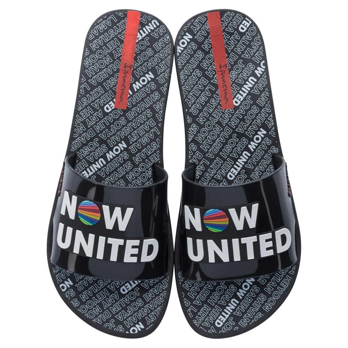 Chinelo Ipanema Feminino Now United Slide