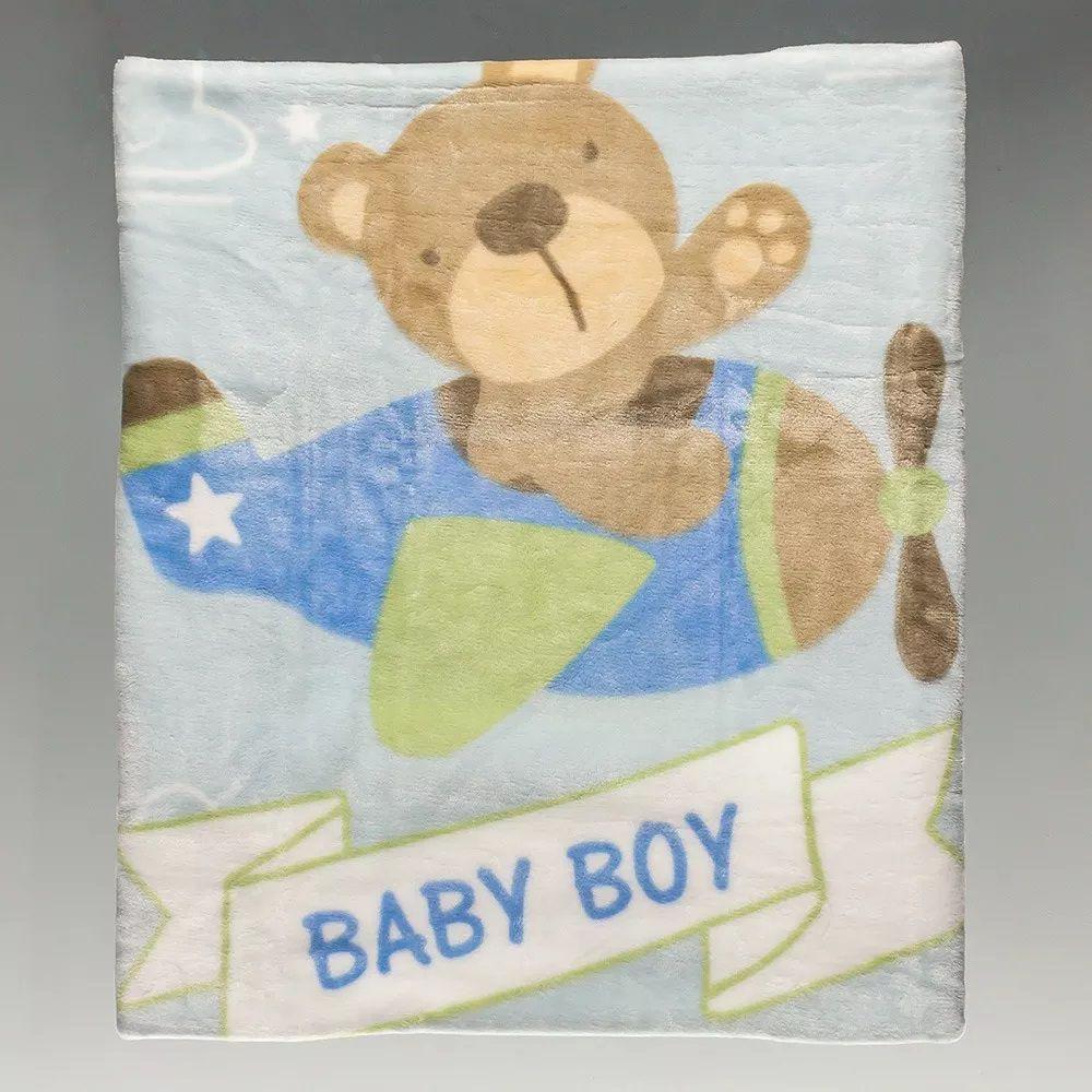 Cobertor Baby Class Etruria Bebe Rosa Belle  - Pick Tita