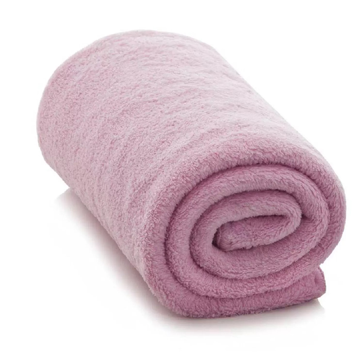 Cobertor Camesa Baby Microfibra Rosa