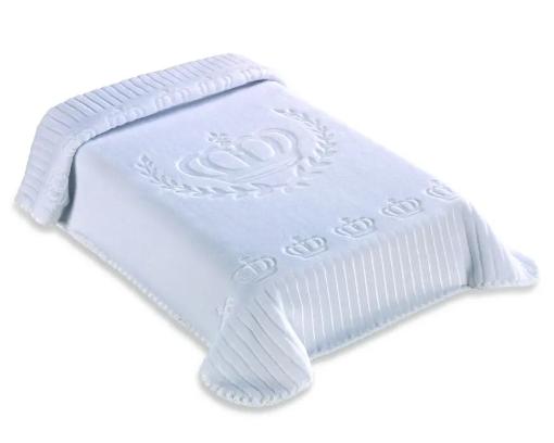 Cobertor Colibri Exclusive Unique Azul